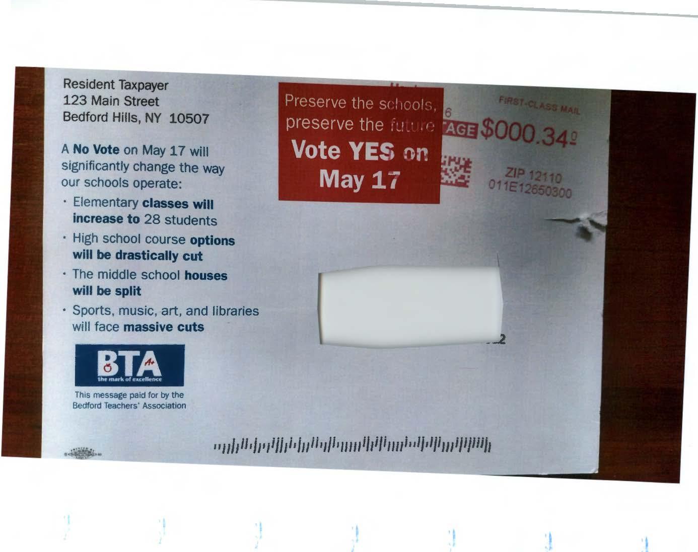 BTA Flyer